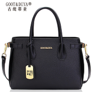 Gu Ti di Asia 2015 leather women bag handbag brand new suede cow leather bag shoulder killers for fall/winter package