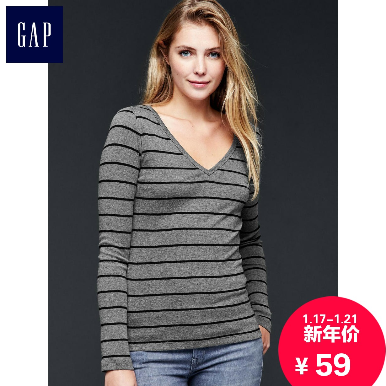 GapT恤怎么样,Gap女装质量好吗