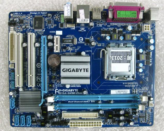 拆机七彩虹 华硕 技嘉等品牌 英特尔 G41 DDR2/ DDR3 全集成主板
