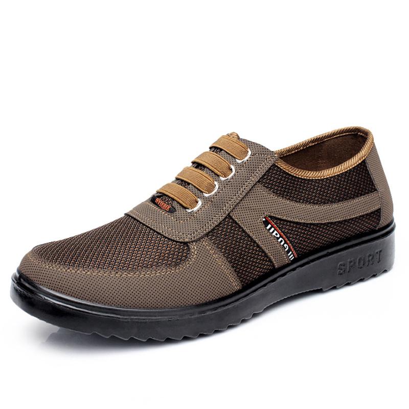 中老年男款老北京布鞋春秋单鞋男士休闲鞋男鞋爸爸鞋加绒保暖棉鞋