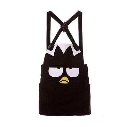 卡通动物立体印花连衣裙 超有个性
