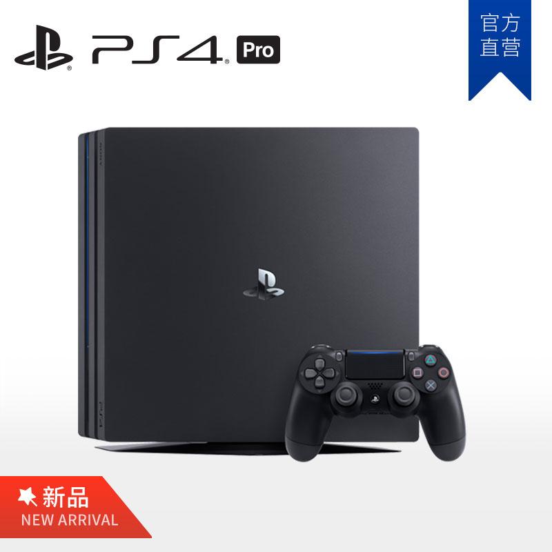 Sony Sony PlayStation 4 PS4 Pro государственный банк игра главная эвм 1TB мощность ( черный )