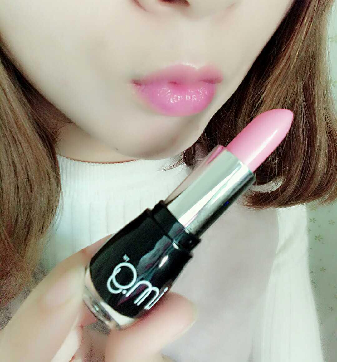 正品爱美肌img小黑管滋润变色口红粉色保湿滋润唇膏孕妇可用安全
