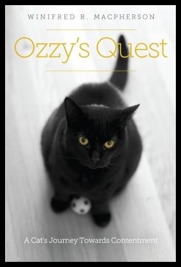 【预售】Ozzy's Quest: A Cat's Journey Towards Contentment