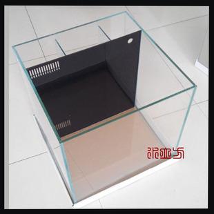背滤海缸/金晶超白鱼缸客厅小型桌面懒人免换水智能生态水族金鱼