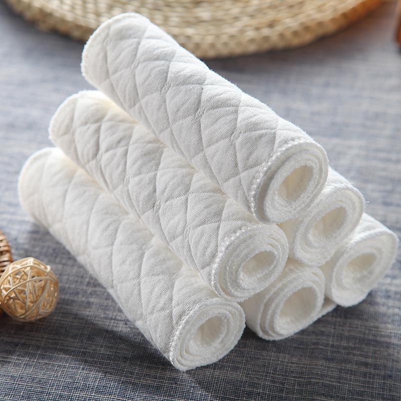 嬰兒尿布純棉布可洗加厚寶寶新生兒紗布尿布 嬰兒用品尿片