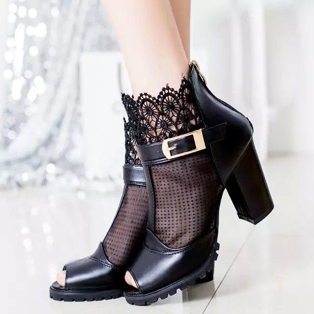 Римские лето Европа и кожа Пип toe-toe студент минимализм клин сандалии с толстой подошве обувь плоские кексы