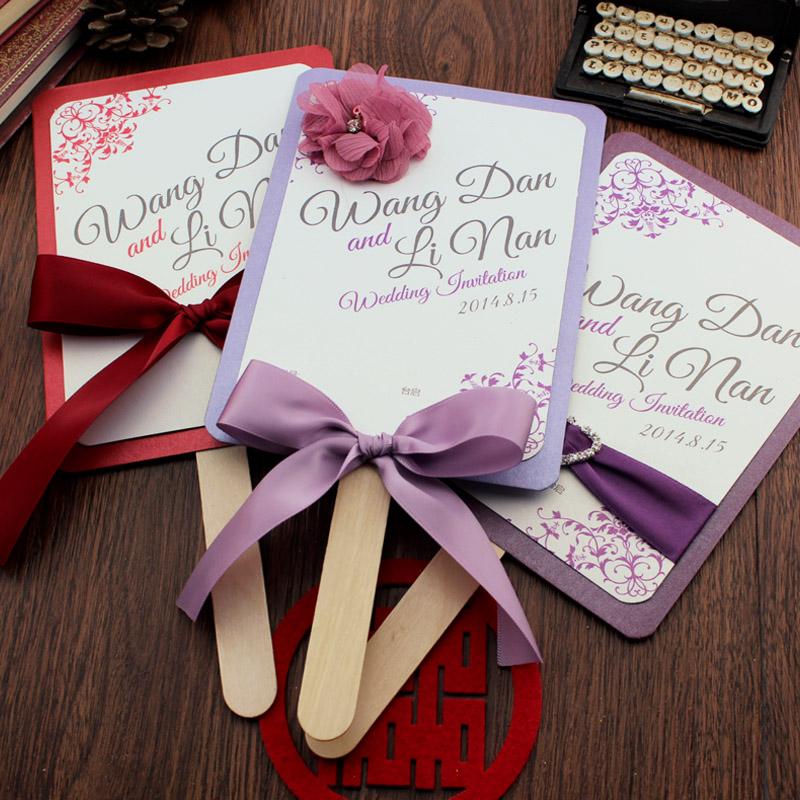 Креативные приглашения персонализированные свадебные приглашения, Свадебные приглашения меню Стиль Свадебные приглашения приглашения карты свадьба поставок