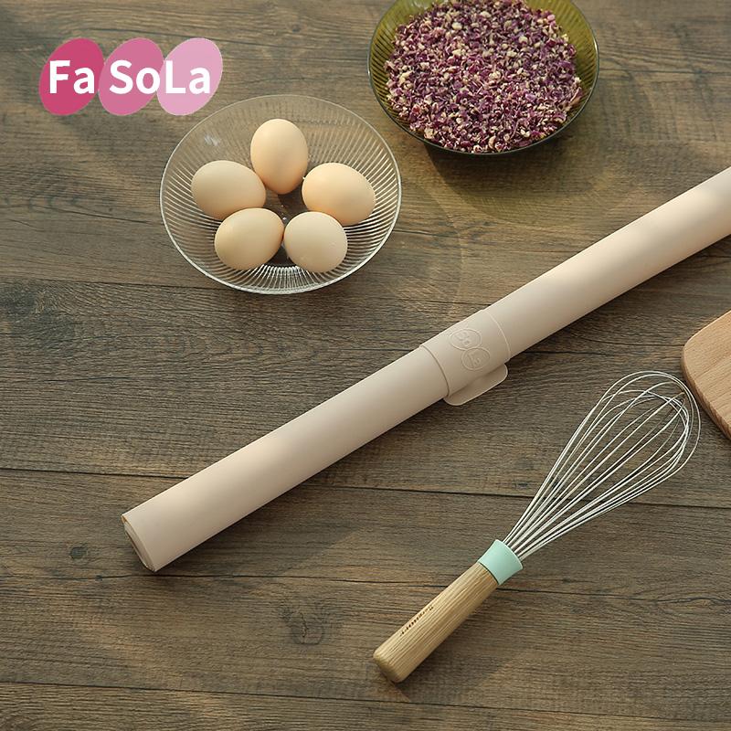 FASOLA силиконовый месить поверхность подушка уплотнённый большой размер кухня анти скольжение палка дело доска спокойный панель мягкий рулет поверхность подушка