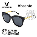 1a3e2f4d266 USD  81.52  Gentle Monster V brand Korean female ABSENTE sunglasses with  metal legs color film ElkY