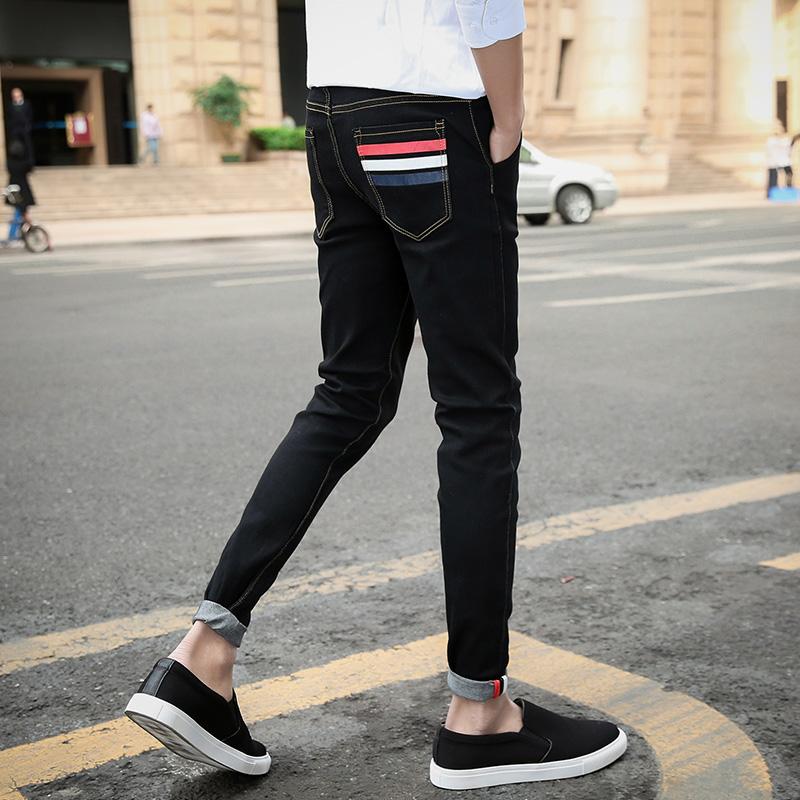 男士青少年 百搭小腳褲