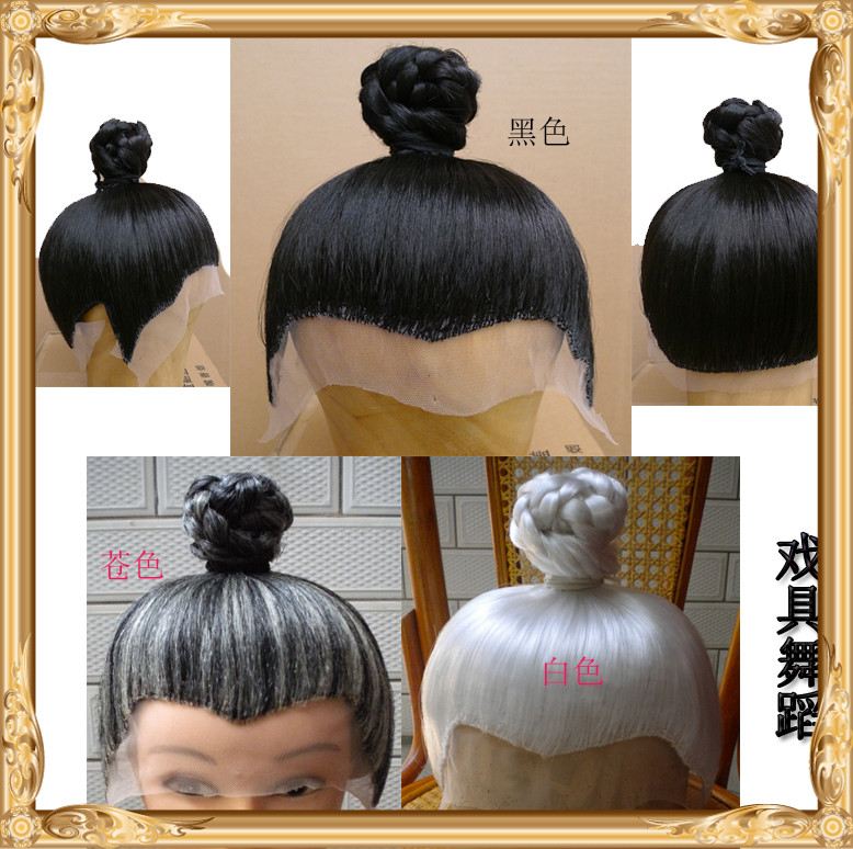 Drama, drama, film and television, ancient costume, hand hook, beauty, sharp man, wig, head cover, Taoist, Xiaosheng, martial arts, general, hair cover