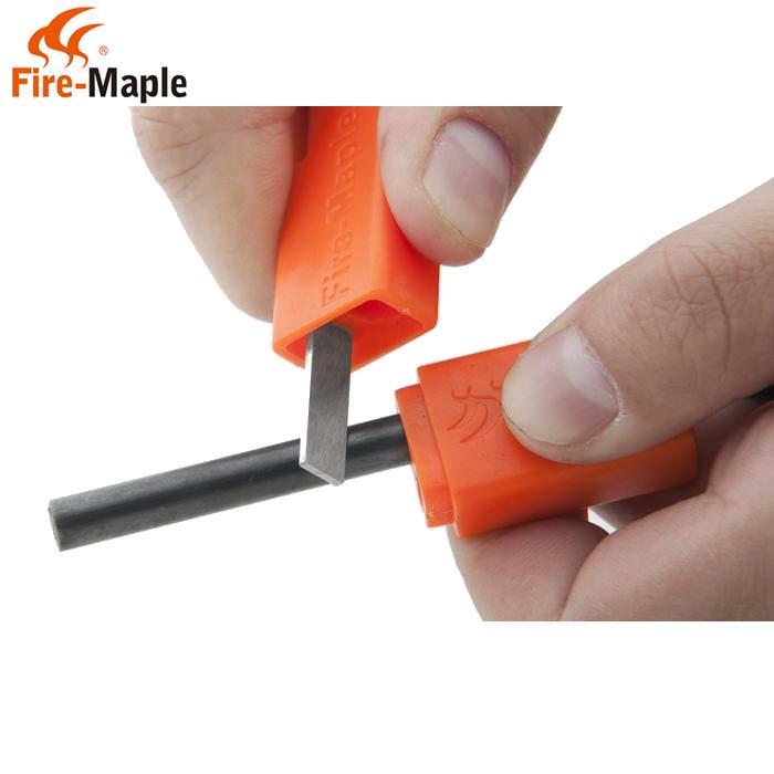 Пожар клен взять огнестрельное оружие зажигание FMP-709 на открытом воздухе взять пожар палка зажигание камень ведущий пожар палка / устройство