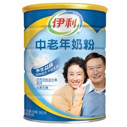 伊利中老年高钙营养奶粉900g
