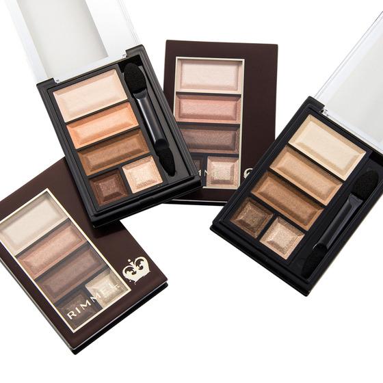 Япония 18 новый RIMMEL Rui загадка сладкий шоколад мэтт цветной тени для век природный естественный макияж глубоко большие глаза