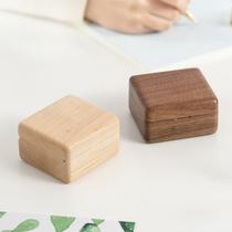 木质音乐盒送女友女朋友创意女生闺蜜纪念生日礼物天空之城八音盒