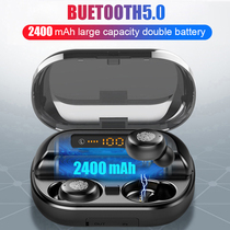 Blutooth Headphones Wireless Earphone IPX7Waterproof Earbuds