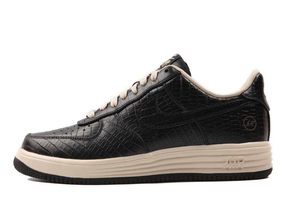 Nike Fragment Lunar Force One 專柜正品 閃電超限量 638130-009