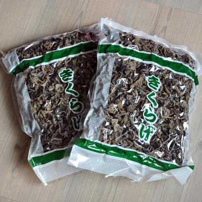 工厂直销外销日本干黑木耳500克 无农残,无添加,无硫磺每月新鲜到