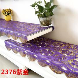 定制欧式PVC防水电视柜桌布小清新床头柜盖布防水防尘免洗茶几垫