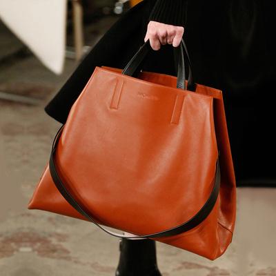 轻奢大包包2021新款潮真皮女包大气时尚百搭大容量单肩斜挎手提包