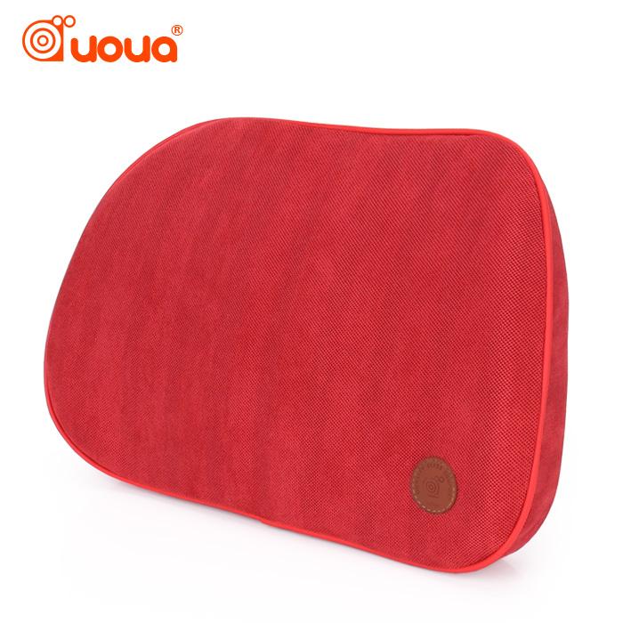 小蝸 汽車腰靠 車用護腰靠墊 記憶棉腰枕 四季座椅腰靠枕靠背用品