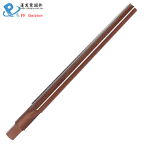 Shanghai silo taper hand with reamer 1:50 taper groove straight handle hand with winch 2.5-3-4-5-6-16-30-40