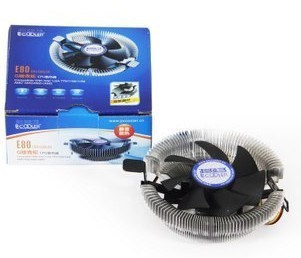 Q edition overclocking three Black Snake E80 CPU fan overclocking three ultra quiet 775 1155 1150AMD radiator