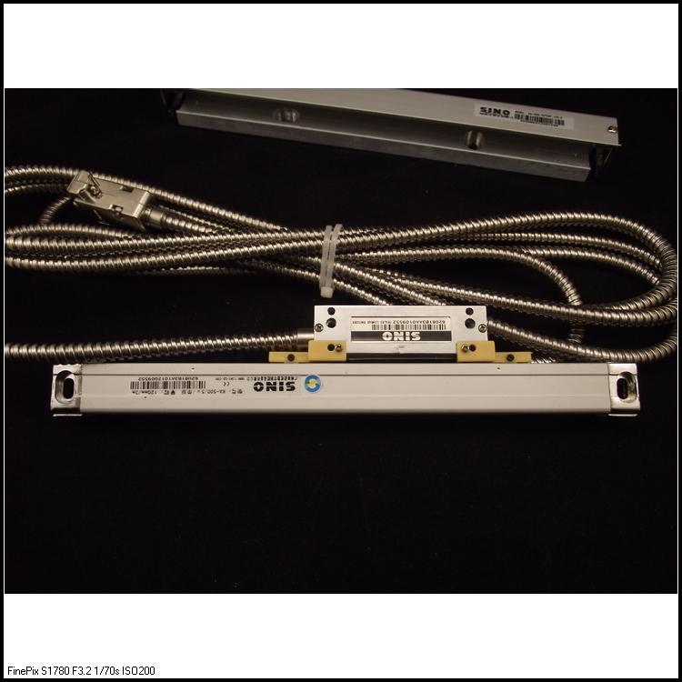 SINO广州信和 诺信KA500光栅尺数显尺电子尺光学尺 车床薄尺原装