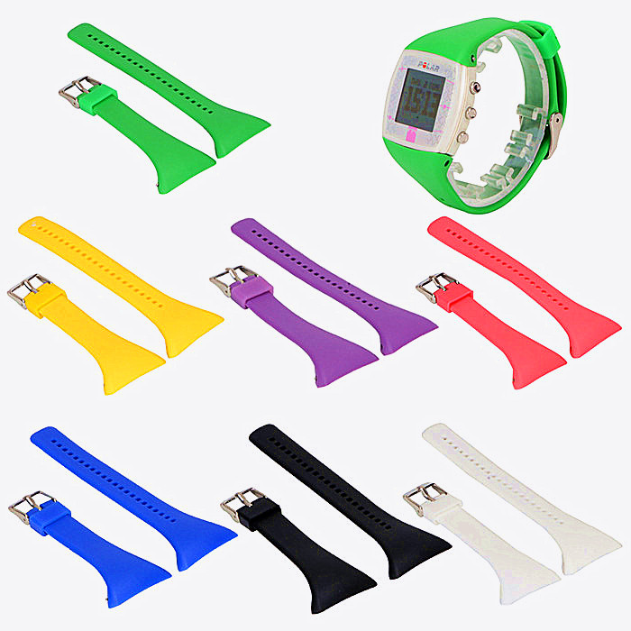 Polar博能FT4表带 FT7 FT系列智能手表硅胶替换腕表带