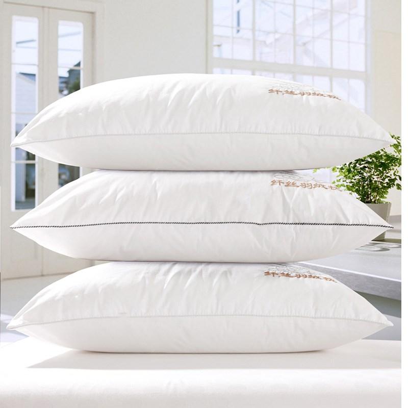 弹力透气枕头 枕芯 枕心 健康睡眠舒眠枕