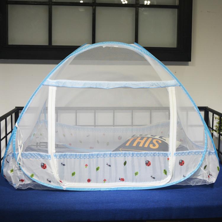 Ребенок ребенок сетка от комаров крышка комар дно без установки складные этаж поддержки младенец дети ребенок юрта