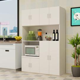 餐边柜现代简约多功能储物柜厨房橱柜餐厅碗柜微波炉柜置物茶水柜图片