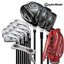 Genuine TaylorMade Gloire F mens golf rod full set of clubs ultra light distance