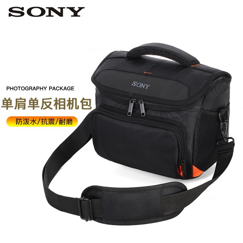 Sony索尼相机包便携单反单肩微单...