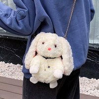 Furry little bag handbag new 2020 cute cartoon doll doll