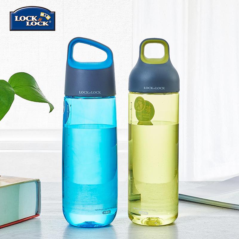 樂扣樂扣水杯塑料 便攜 水壺戶外大容量隨手杯茶杯杯子