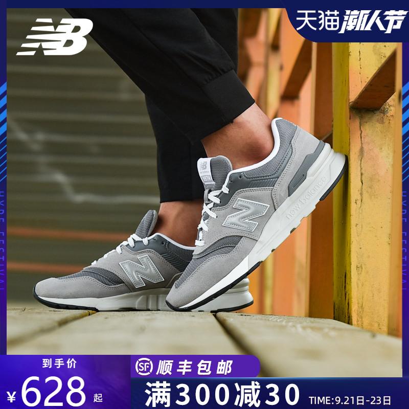 New Balance NB男鞋女鞋复古鞋情侣时尚休闲运动鞋跑步鞋CM997HCA