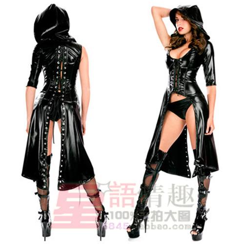 Косплей аниме косплей Королева носить производительность одежды плотный плащ SM альтернативный набор Сексуальное белье