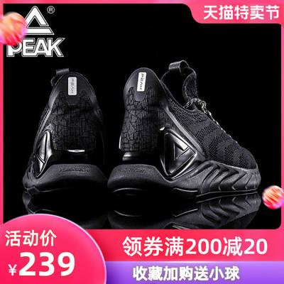 匹克态极1.0PLUS跑步鞋男鞋2021夏季运动鞋太极山海经2.0物竞天泽