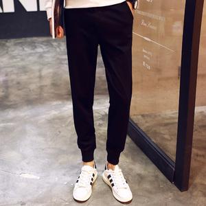 【实拍】2203#哈伦裤 男士休闲小脚裤运动裤宽松卫裤长裤子春季潮