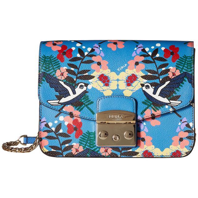 芙拉FURLA女式斜跨手提包国外代购美国专柜正品