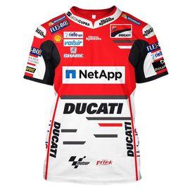 新款夏季F1赛车速降服T恤 山地车越野车上衣 越野摩托车速干衫