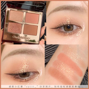打折 Charlotte Tilbury CT眼影Pillow Talk Pops/Exaggereyes/DV