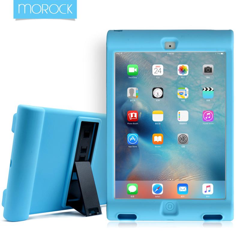 莫瑞iPad mini4保護套mini2矽膠套卡通防摔蘋果1迷你3全包邊外殼