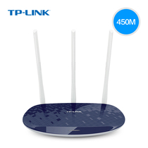 Tp-link Wireless Router Wireless home through the wall high-speed WiFi fiber Tplink intelligent Wall King 450M Telecom mobile Unicom TL-WR886N