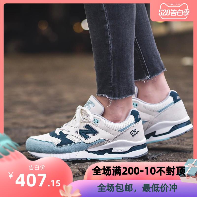 New Balance NB530秋冬 女鞋 复古鞋 休闲运动鞋女 跑步鞋 W530SD