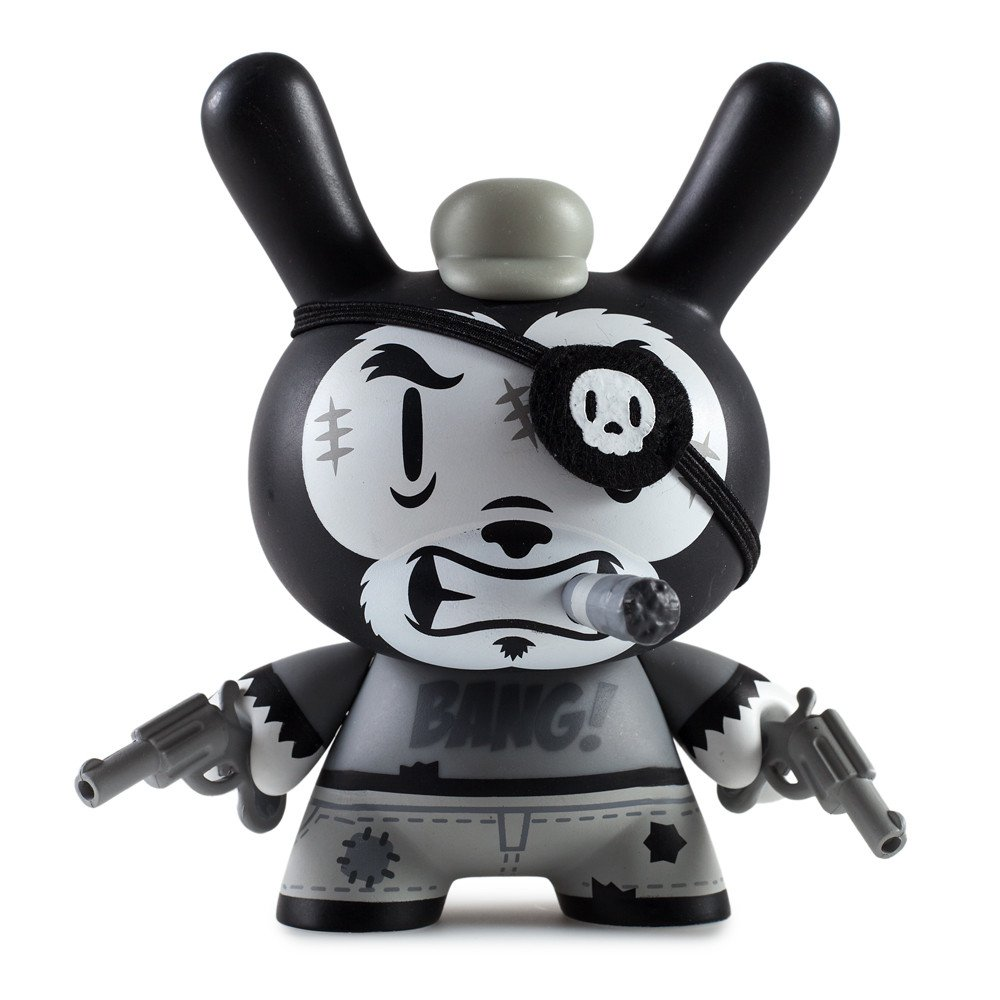 [MSX]现货 Kidrobot Jack 5寸 Dunny Shiffa 全球限量300