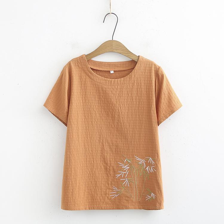 妈妈夏装两件套纯棉衣服中老年t恤热销12件需要用券