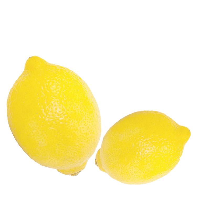 买两份送一斤18年安岳新鲜柠檬孕妇水果大果2斤7到8个左右